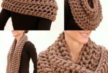 Crochet - Hats & scarf/shawls