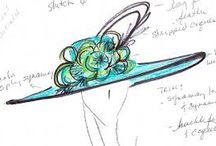 Sketches / Fashion Hats Sketches