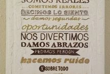 Frases Para el Hogar / Reflexiona un momento con nosotros :)