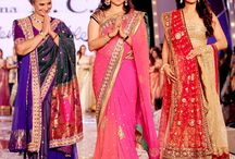 Shaina NC  / Shaina NC is a fashion designer.Shaina NC holds a record in Guinness Book of World Records for draping fastest saree. Her 55 innovative ways of draping saree has brought glory to her fashion designing career.