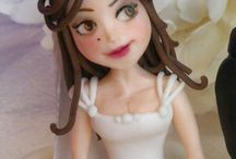 Figurine Cakes