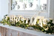 Its beginning to look a lot like Christmas / by Marie :-)