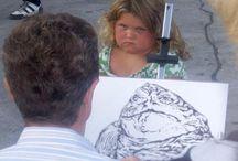 Pobre niña  / Retrato de una nina