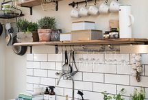 Kitchen / Kitchen loft minimal