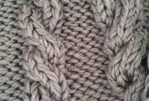 Knit details / Knitted details