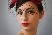 pure elegance - fascinator