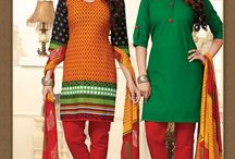Judwaa Deal is Back for the Last Time / Once Again Judwaa Deal is Back Go Grab It Now Before Its Gone @www.enasasta.com To Get Daily Deal Updates: http://goo.gl/Z1zG5f  Call/WhatsAp-8288886065 Cash On Delivery with extra charges Rs99 || Shipping Free All Over India Fabric: Cotton 4 piece dress material Tops: Two tops with different colours Bottom: One common bottom Dupatta : One common Nazneen chiffon dupatta