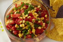 Appetizers and Salsa / by Christy Handzo