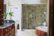 BAÑOS Y ASEOS / En este tablero iré añadiendo, fotos de baños y aseos tanto modernos como clásicos. Diseños llamativos o espectaculares.