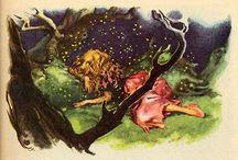 Ілюстрації до казок Андерсена
