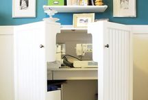 sewing room nooks