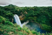 Kauai Collection / The Kauai Collection from Land of Adam featuring areal and traditional landscape photography.
