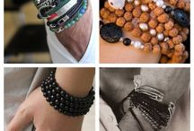 Gemstone Jewelry as Modern Accessories / The traditional way of wearing malas, prayer beads and rosaries is changing! Here are some great trends we found around the web, and around the town. / by Crystal Life Technology, Inc.
