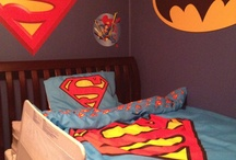 Superhero Room  / Superhero room ideas & inspirations!