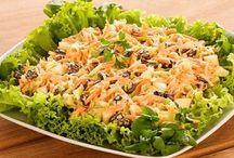 salada vegetais