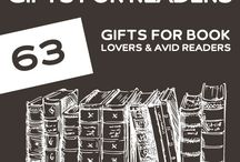 Gift ideas / by Jennifer Bruneau Schmidt