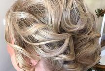 Wedding Hair for MOB
