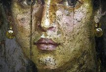 Ancient Roman Mummy Paintings / by Angela Sanderson