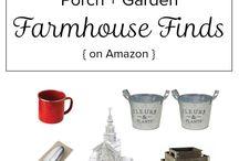 Farmhouse Favorite's