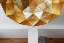 Lamps / Светильники сделанные методом лазерной резки