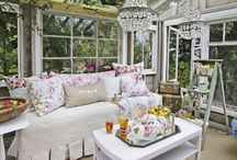 Home Inspiration~~She Shed / by Sherrilynne Karolus