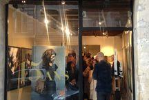 Vernissage à la Galerie ARCTURUS / A l'occasion de son 15ème anniversaire, la galerie ARCTURUS présente des œuvres inédites de ses peintres. Franck DUMINIL, Regina GIMENEZ, Juliette LOSQ, Miguel MACAYA, Alejandro QUINCOCES, Gottfried SALZMANN, Nieves SALZMANN, Gabriel SCHMITZ, Renny TAIT, YLAG 65, rue de Seine - Paris 6ème 11 septembre - 4 octobre 2014