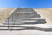 Stairs & Amphitheatres