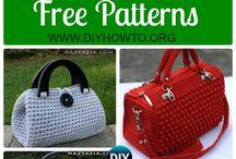Crochet Bags LCQ