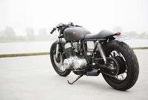 The Race Cafe / Cafe Racers and Motorcycle Culture.