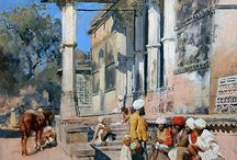 Orientalist Paintings / Orientalist Paintings Featured by Mark Murray Gallery