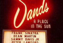 The Rat Pack: Sammy, Dean & Frank / Sammy, Frank & Dino separately and as the Rat Pack / by Janice Roth