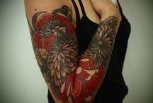 Tattoos / by Melissa Lucero