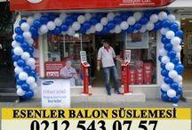 Ucuz Balon Süslemesi / Balon organizasyon sektöründe kendine her zaman yer bulmuş bir üründür.Balon süslemesi organizasyonun atmosferine göre dizayn edilmeli ve dekorasyona uyumu göz önünde bulundurulmalıdır.Firmamız sizlere renk uyumu ve balon dizaynları hakkında çözüm önerileri sunmaya devam ediyor.İletişim adreslerimizden bize ulaşabilirsiniz.