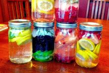 Infused Water -Jar