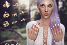 Sims 4 tilbehør