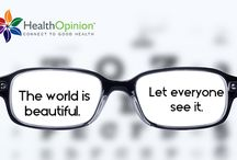 World Sight Day / Take care of your #eyes as we need them to watch the beautiful creation of God.