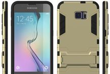 GALAXY S6 CASE GHOSTEK ARMADILLO ! / S6 Case, Ghostek Armadillo Dark Navy Samsung Galaxy S6 Case w/ Galaxy S6 Tempered Glass Screen Protector - Slim Armor 4 Layer Case w/ Kickstand for Samsung Galaxy S6  The Ghostek Armadillo case has an innovative design, full body protection form and is perfectly fitted for the Galaxy S6 The Armadillo comes with a Glass Armor 9H 0.33mm thick tempered glass screen protector Ghostek designed fitted the Armadillo with a kickstand so you can watch your videos and movies in comfort.