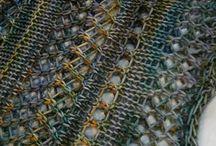Knitting / Pretty pattern / by Kathy Buckley