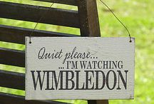 Wimbledon quotes / Iconic quotes from Wimbledon players, commentators and coaches