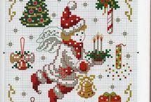 Karácsonyi Xszemes