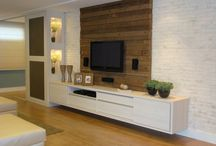 Panel home theater