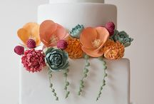 Wedding Cakes / by Robyn Eiler