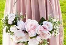 unique loop bouquet
