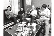 DESCENDENTS / At the Descendents HQ (photo: Jesse Fischer) / by Fat Wreck Chords