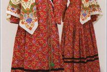 folk clothes