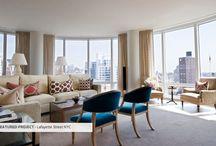 Manhattan Interior Design Project VIII: Eric Cohler Design / Manhattan Interior Design Project VIII: Eric Cohler Design #InteriorDesign #NYC #EricCohler #ECD #mixmaster #manhattan #style #design