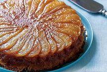 yemek kek pasta