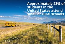 Rural Education / Resources and information related to Rural Education.
