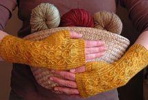 Knitting: Mittens / by Megan