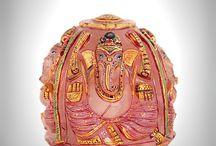 Pink Idols from OM Ganesh Crafts